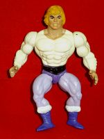 Masters of the Universe: Prince Adam - Vintage Action Figure